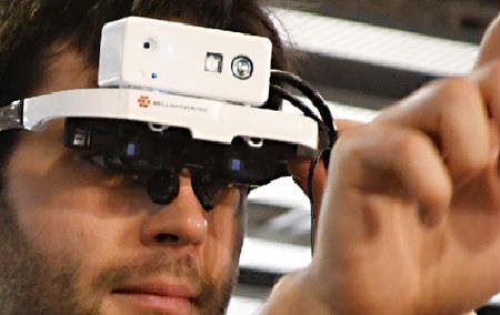 ブリリアントサービス、電脳メガネ「VIKING」のプロトタイプを完全受注生産で販売2