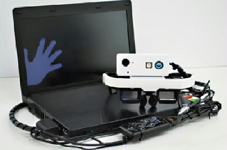 ブリリアントサービス、電脳メガネ「VIKING」のプロトタイプを完全受注生産で販売3