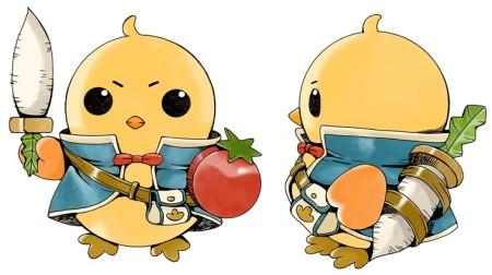 ドリコム、農園育成ソーシャルゲーム「ちょこっとファーム」の電子コミックを配信2