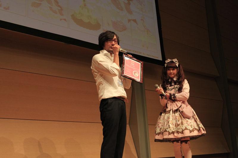 アバターコミュニティ「アットゲームズ」のセルフィが日本ロリータ協会の「カワイイ大使」に任命1