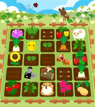 ドリコム、農園育成ソーシャルゲーム「ちょこっとファーム」にて「タマ&フレンズ」とコラボ2