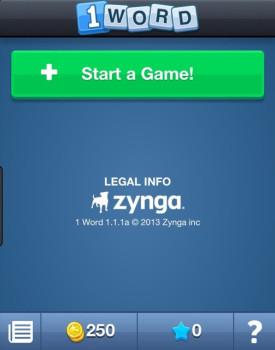 カナダのスマホ向けメッセージングアプリ「Kik Messenger」がゲームプラットフォーム化 第一弾タイトルはZyngaの「1 Word」