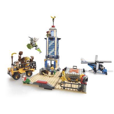 今度はリアル玩具もリリース! Zyngaとハズブロ、iOS向けゲームアプリ「KRE-O CityVille Invasion」のブロック玩具を販売1