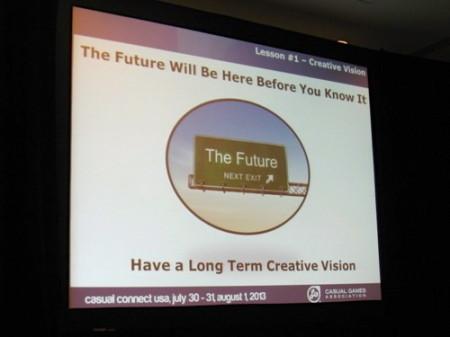 【Casual Connect USAレポート】Zynga流「基本プレイ無料のゲームをデザインする時に考える3つのこと」4