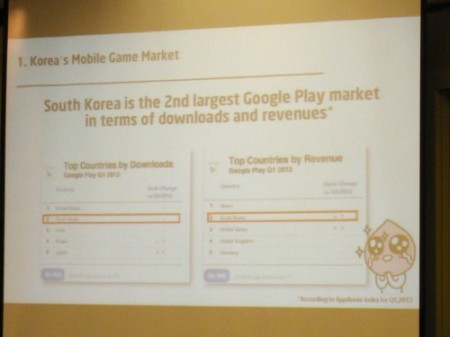 【Casual Connect USAレポート】韓国のスマホゲーム市場で成功したい?それならKakao Gameに参入しよう!2