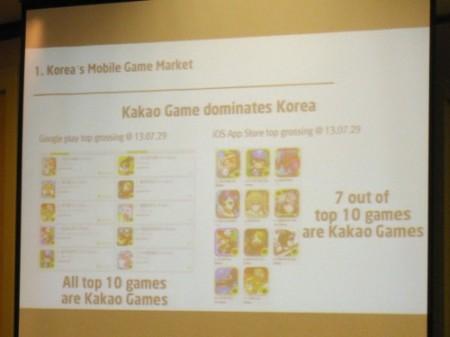 【Casual Connect USAレポート】韓国のスマホゲーム市場で成功したい?それならKakao Gameに参入しよう!5