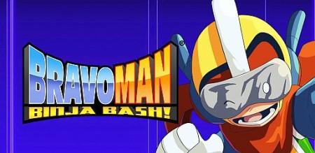 バンダイナムコゲームス、アーケードゲーム「超絶倫人ベラボーマン」 25周年記念スマホアプリ「BRAVOMAN: Binja Bash!」をリリース1