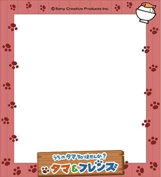 ドリコム、農園育成ソーシャルゲーム「ちょこっとファーム」にて「タマ&フレンズ」とコラボ3