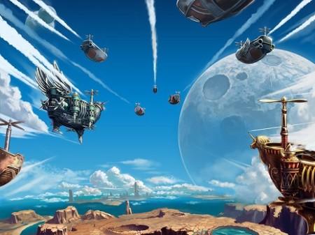 セガネットワークス、8月末にiOS向け新作タイトル「反逆のシエルアーク」をリリース決定2