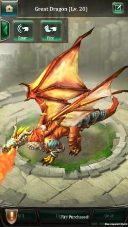 Kabamが日本語対応のスマホ向けゲームアプリ「ドラゴンズ オブ アトランティス:ドラゴンの継承者」をリリース3