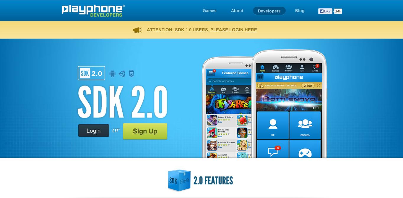 米携帯大手のスプリント、スマホ向けソーシャルゲームプラットフォームを提供するPlayPhoneと業務提携