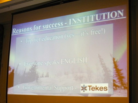 【Casual Connect USAレポート】なぜフィンランドからは次から次へと優れたゲーム系スタートアップが出てくるのか?8