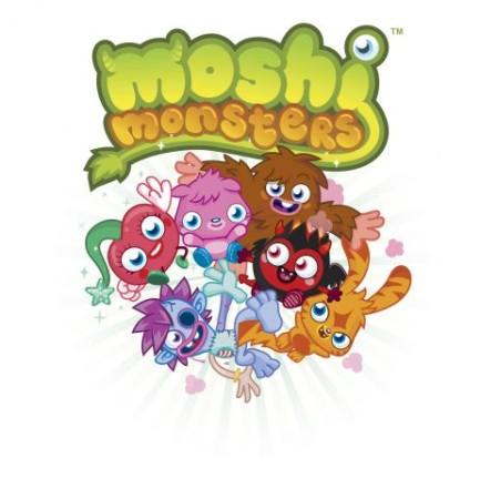 イギリスの子供向け仮想空間「Moshi Monsters」、アニメ化に続き映画化も決定