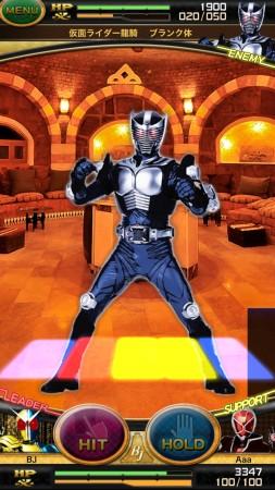 バンダイナムコゲームスとバンダイ カード事業部、スマホ向けカードゲーム「仮面ライダー ブレイクジョーカー」のiOS版をリリース3