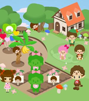 マーベラスAQL、育成ソーシャルゲーム「牧場物語」にて懐かしのキャラクター「モンチッチ」とコラボ2