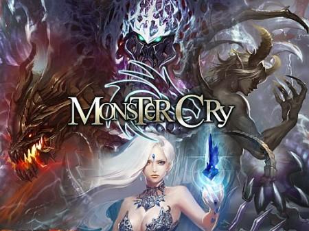 CJインターネットジャパンのスマホ向けカードバトルRPG「MONSTER CRY」、50万ダウンロード突破2