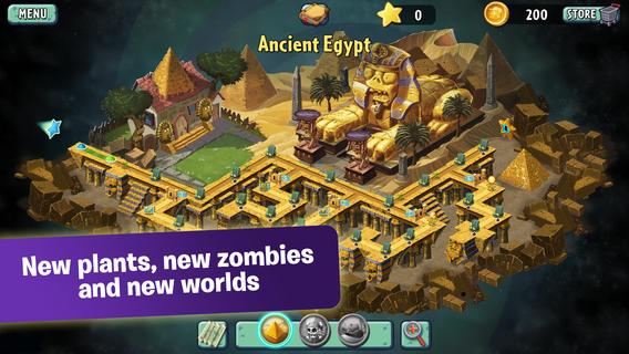 PopCap Gamesのタワーディフェンス最新作「Plants Vs. Zombies 2」、リリースから2週間で2500万ダウンロードを突破1