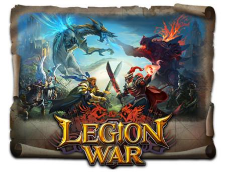 エイチーム、スマホ向けリアルタイムバトルRPG「レギオンウォー」のiOS版を先行リリース