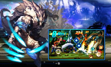 崑崙日本、スマホ向けゲーム「時空猟人」の日本におけるパブリッシング契約を締結  8月中旬に「スペースファイター」として配信開始2