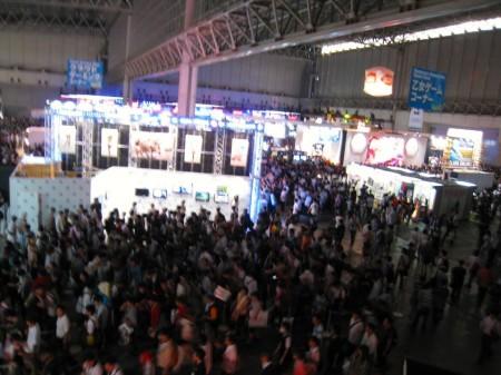【TGS2013レポート】東京ゲームショウ2013、一般公開初日の入場者数は10万2399人! 動員過最多記録更新なるか?1