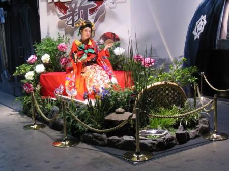 【TGS2013レポート】会場内で見かけた着ぐるみ&コンパニオンさん(その他いろいろ)写真集10