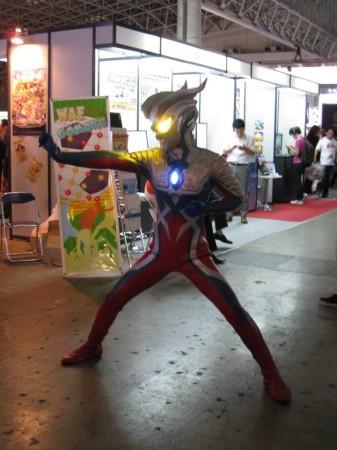 【TGS2013レポート】会場内で見かけた着ぐるみ&コンパニオンさん(その他いろいろ)写真集24