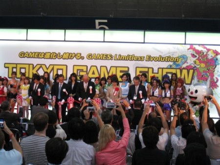 【TGS2013レポート】過去最多の33ヵ国・地域から352企業・団体が出展!—「東京ゲームショウ2013」本日より開幕!1