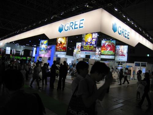 【TGS2013レポート】今回も広い!デカい!GREE&ポケラボブースをレポート1