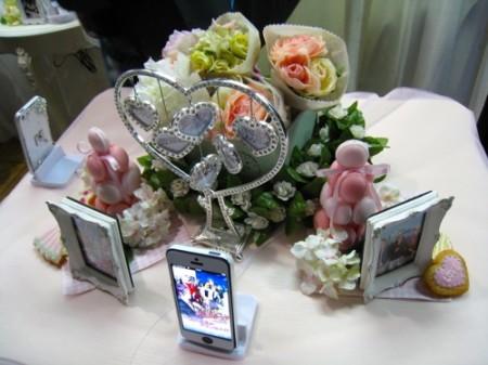 【TGS2013レポート】イケメンと一緒に記念撮影も可能! 女子力が高過ぎるボルテージブース2