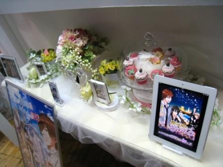【TGS2013レポート】イケメンと一緒に記念撮影も可能! 女子力が高過ぎるボルテージブース7