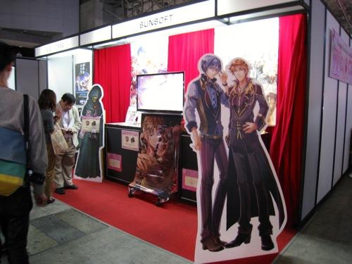 【TGS2013レポート】サン電子、「俺プリ!」シリーズ最新作「俺プリ×Cross!」を東京ゲームショウにて公開1