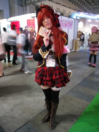 【TGS2013レポート】サン電子、「俺プリ!」シリーズ最新作「俺プリ×Cross!」を東京ゲームショウにて公開8