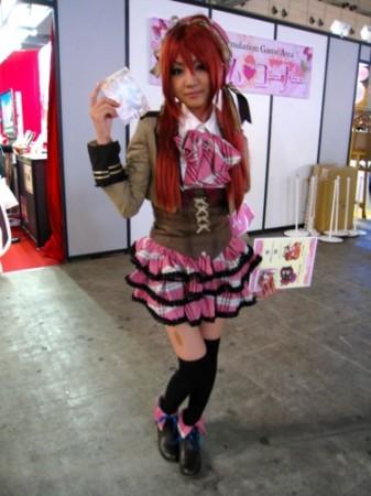 【TGS2013レポート】サン電子、「俺プリ!」シリーズ最新作「俺プリ×Cross!」を東京ゲームショウにて公開9
