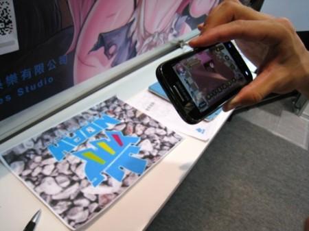 【TGS2013レポート】台湾のけしからんスマホ向けAR脱衣シューティングゲーム「Project Noah-Girl Faction」2