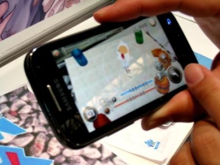 【TGS2013レポート】台湾のけしからんスマホ向けAR脱衣シューティングゲーム「Project Noah-Girl Faction」3