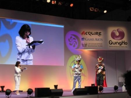 【TGS2013レポート】CMも完成!パズドラ3DS版「パズドラZ」ステージカンファレンス1
