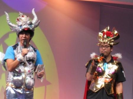 【TGS2013レポート】CMも完成!パズドラ3DS版「パズドラZ」ステージカンファレンス2