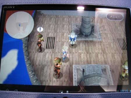 【TGS2013レポート】スクエニ、今冬に「FINAL FANTASY IV THE AFTER YEARS-月の帰還-」をスマホアプリ化 東京ゲームショウにてプレイアブル出展中2