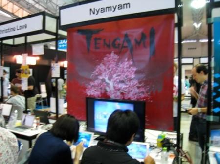 【TGS2013レポート】「飛び出す絵本」をiPad上に完全再現した純和風アドベンチャーゲーム「Tengami」 開発は日英合同チーム1