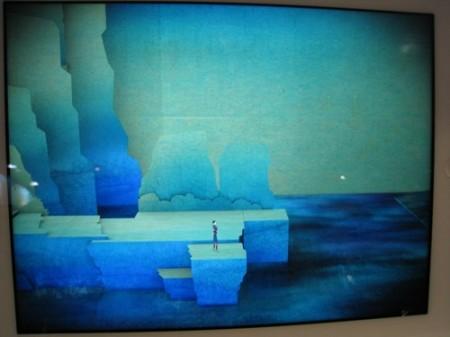 【TGS2013レポート】「飛び出す絵本」をiPad上に完全再現した純和風アドベンチャーゲーム「Tengami」 開発は日英合同チーム7