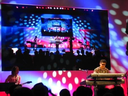 【TGS2013レポート】伊藤賢治氏がスペシャルライブで「パズドラZ」の新曲をいち早く披露4