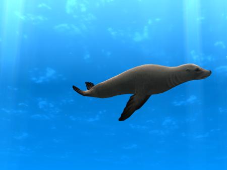 スマホ向け海底散策ゲーム「LINE EASY DIVER」、サンシャイン水族館とのコラボイベントを実施2