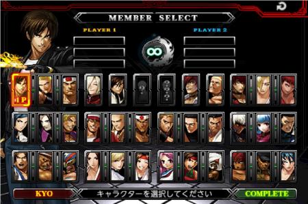 SNKプレイモア、KOFシリーズのスマートフォン向けタイトル「THE KING OF FIGHTERS-A 2012」のAndroid版をリリース2