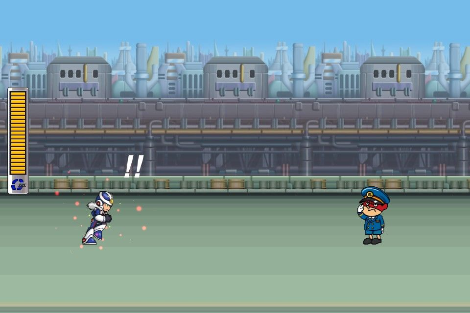 カプコン、「ロックマン」のスマホ向けタイトル「ロックマン Xover」にて「秘密結社鷹の爪」とのコラボをスタート!1