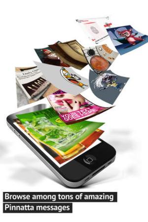 アニメーション付きのメッセージカードを送れるスマホ向けメッセージングアプリ「Pinnatta」、シリーズAラウンドにて150万ドル資金調達2