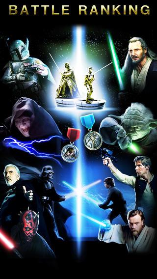 KONAMI、「スター・ウォーズ」を題材とした海外市場向けカードバトルゲーム「Star Wars: Force Collection」をリリース1