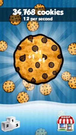 クッキー廃人に朗報 クッキー量産ブラウザゲーム「Cookie Clicker」のiOSアプリ版が登場2