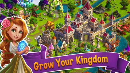 Zynga、PC向けソーシャルゲーム「CastleVille」のスマホ版「CastleVille Legends」をリリース2