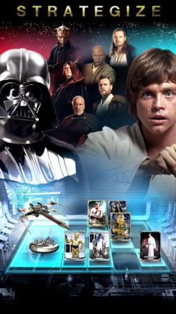 KONAMI、「スター・ウォーズ」を題材とした海外市場向けカードバトルゲーム「Star Wars: Force Collection」をリリース2