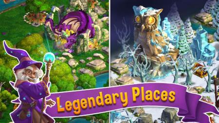 Zynga、PC向けソーシャルゲーム「CastleVille」のスマホ版「CastleVille Legends」をリリース3